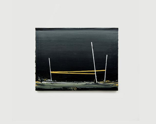 , 'Três Mastros,' 2017, Bolsa de Arte