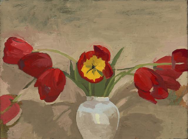 Celia Reisman, 'Birthday Tulips', 2200, Paul Thiebaud Gallery