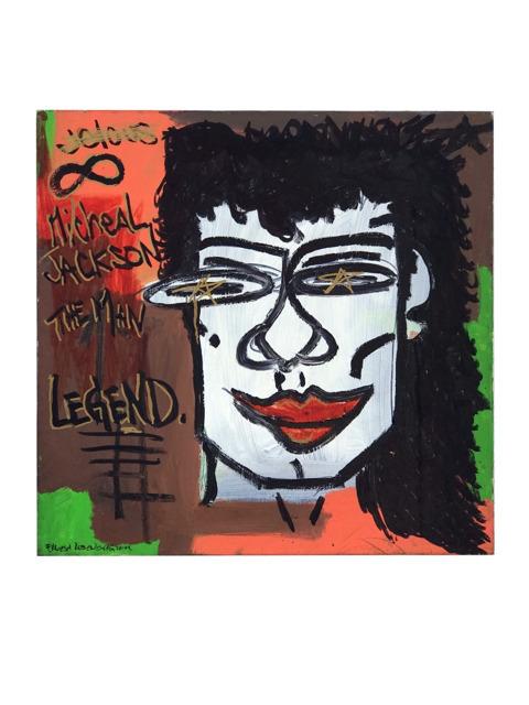 , 'Michael Jackson,' , IAZ Art Gallery