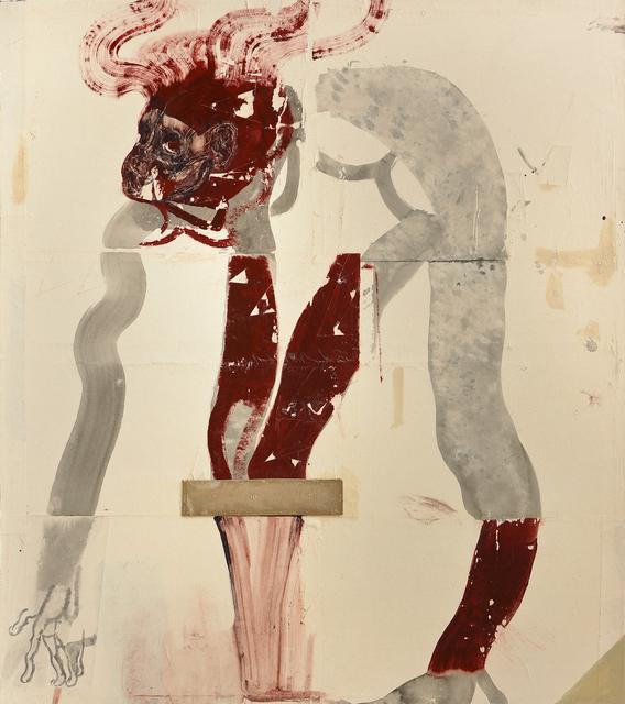 , 'Merge,' 2015, Galerie Forsblom