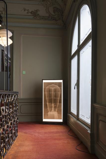 , 'Light source 001,' 2014, International Manifesta Foundation