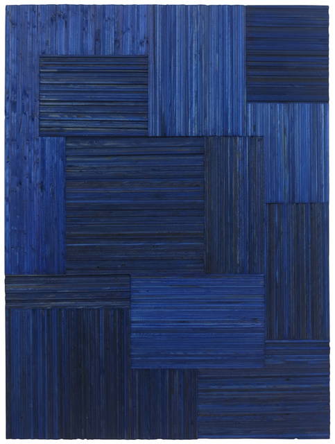 Joel Urruty, 'Blue #4', 2018, HAVOC Gallery
