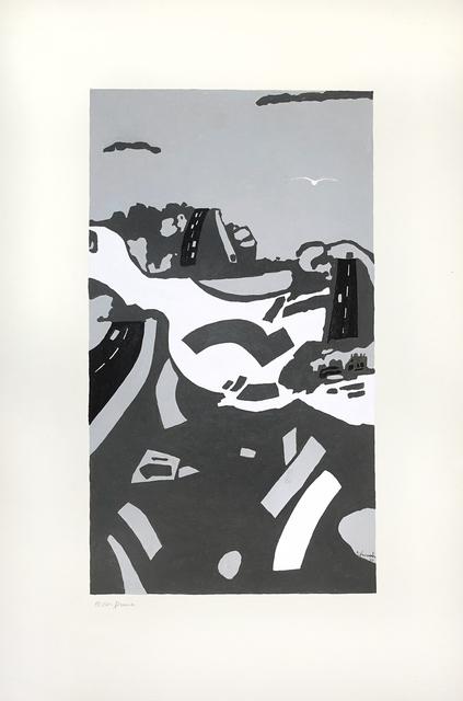 , 'Ocean Drive,' 2004, Hollis Taggart Galleries