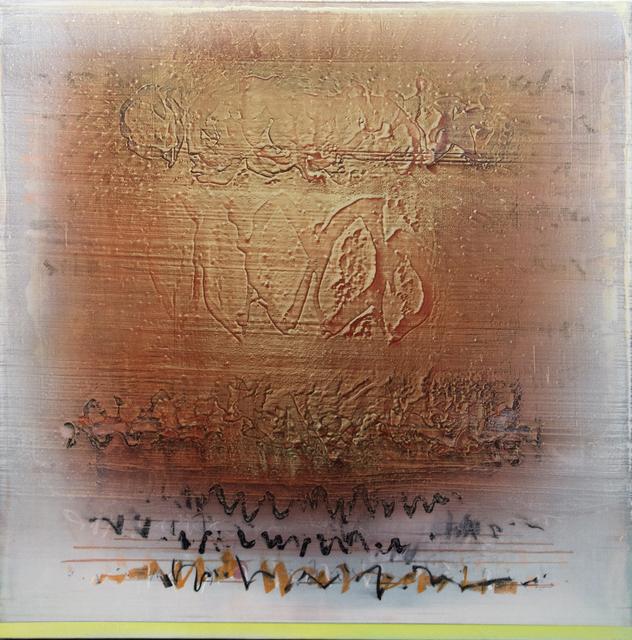 , 'Scripting,' 2015, Oeno Gallery
