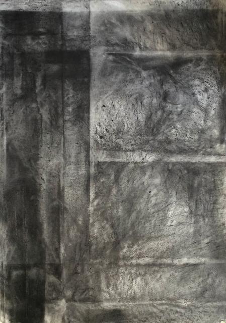 , 'Untitled (sidewalk),' 2016, Marie Salomé Peyronnel