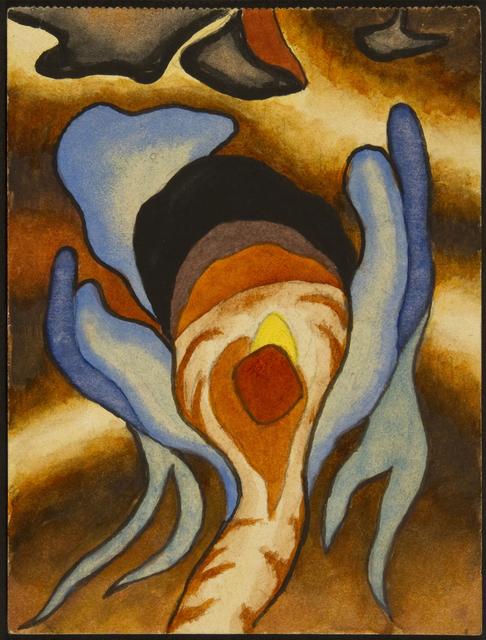 , 'Ritmos,' ca. 1919, Galería Rubbers Internacional