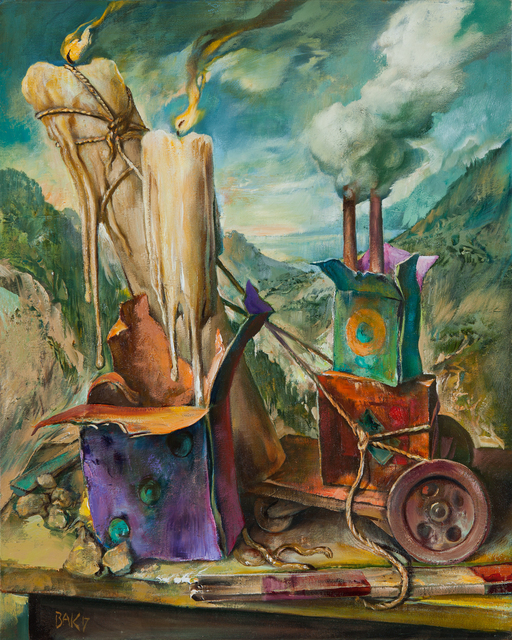 Samuel Bak, 'Load', 2017, Pucker Gallery