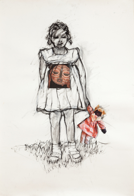 , 'Self Portrait with Doll,' 2006, Imlay Gallery