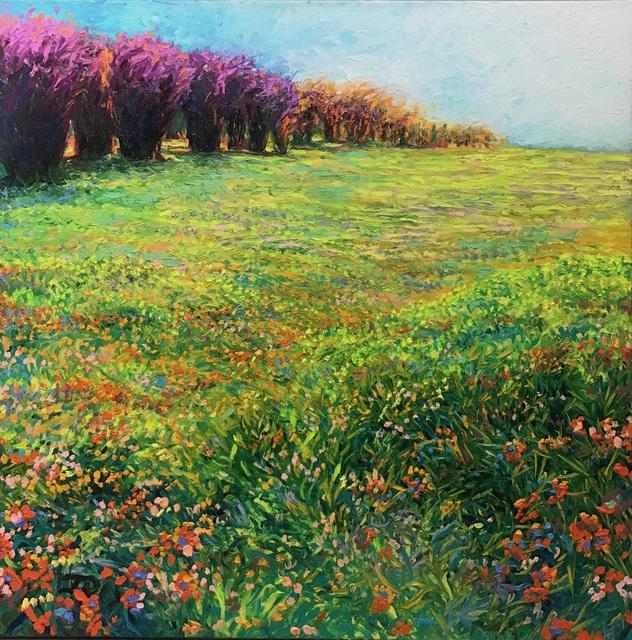 , 'Del Campo,' 2017, Adelman Fine Art