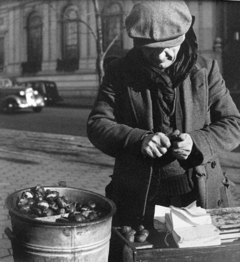 , 'Chestnut Vendor, Depression,' 1933, PDNB Gallery