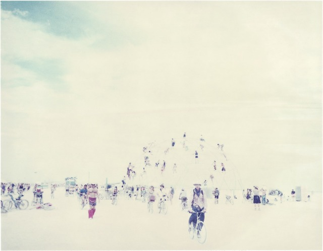 , 'Burning Man #1,' 2009, Voltz Clarke