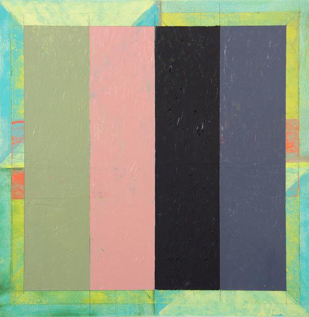 Anthony Cuneo, 'Fresh Stuff: panel 3', 2011, Amos Eno Gallery