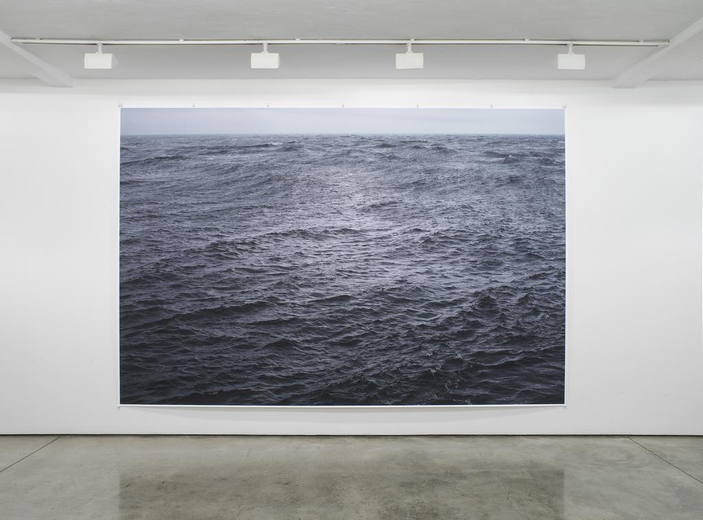 Wolfgang Tillmans, exhibition view at Maureen Paley, London 2016