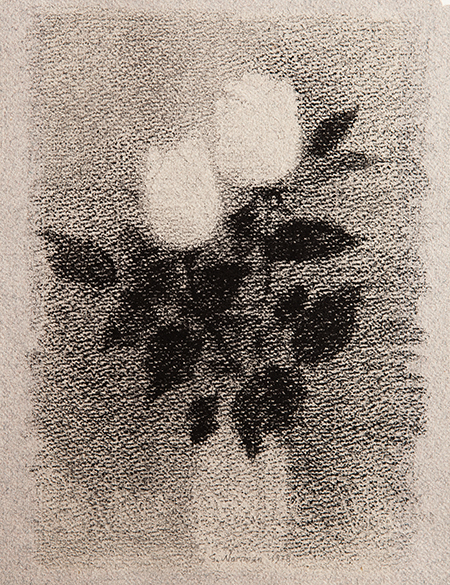 , 'Two Tulips,' 1978, Pucker Gallery