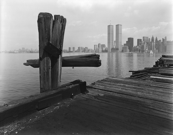 George Tice, 'Hudson RIver Pier, Jersey City, New Jersey', 1979-2002-09-01 00:00:00 UTC, Scott Nichols Gallery