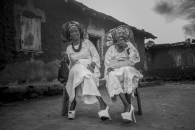 Friendship Goals - Women of Africa Project