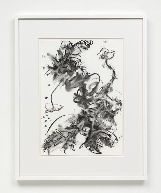 , 'Drawing (figure 2j),' 2014, Buchmann Galerie