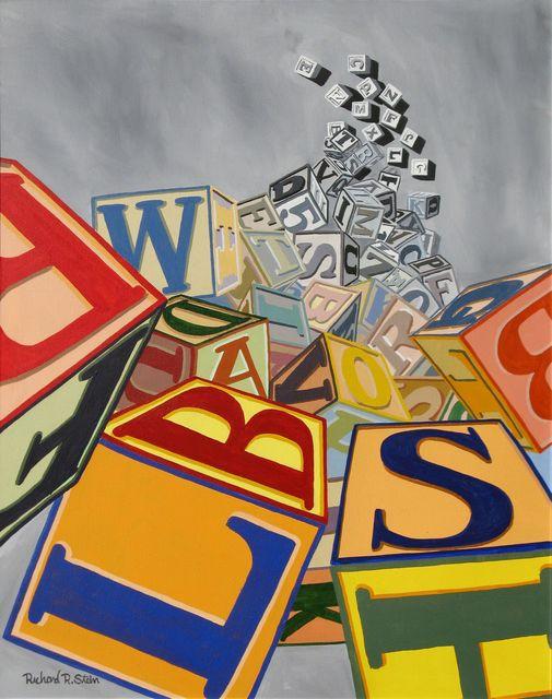 Richard Stein, 'Blocks', undated, Tim Collom Gallery