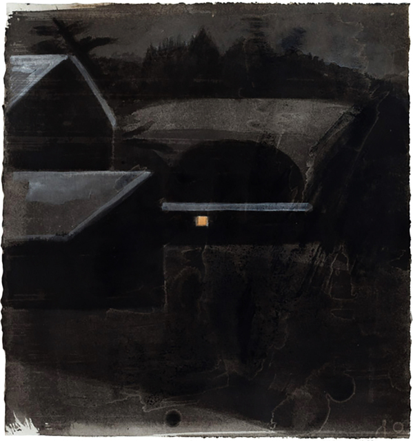 , 'Night Drawing 2,' , Gail Severn Gallery