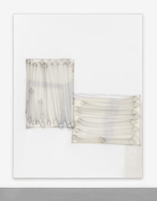 David Ostrowski, 'F (I will die forever),' 2014, Almine Rech