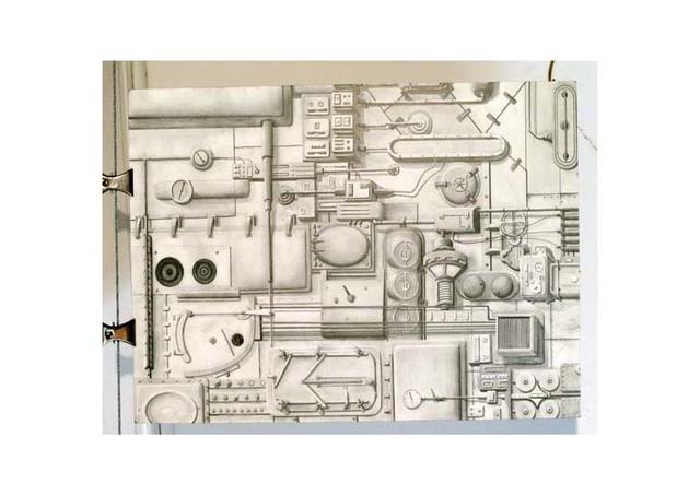 , 'Diario do Capitão (Captain's diary),' 2015, Galeria Marilia Razuk