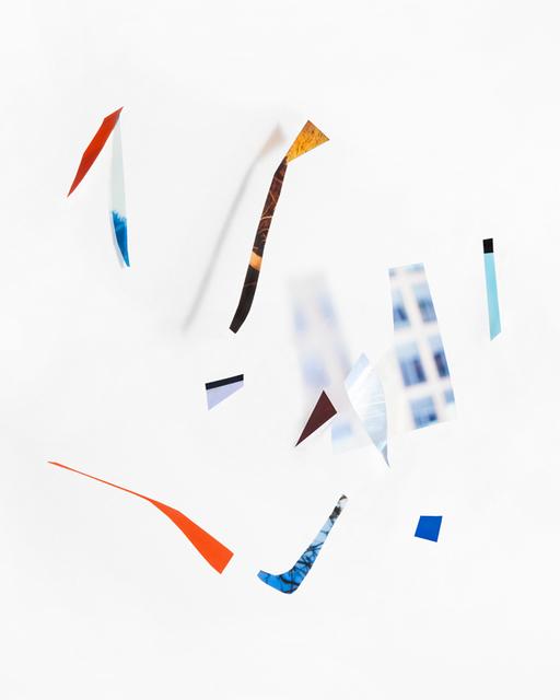 Brea Souders, 'Film Electric #22', 2012, Bruce Silverstein Gallery