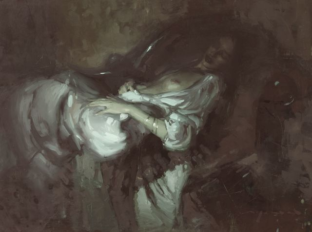 Jeremy Mann, 'Evening in Shadows', 2019, SHOH Gallery