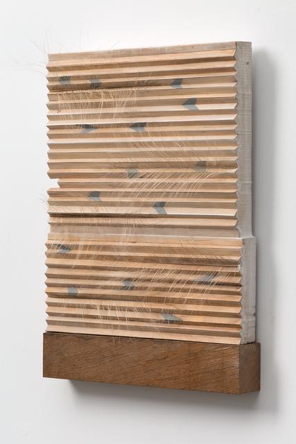 Alison Wilding, 'Darts', 2014, Karsten Schubert