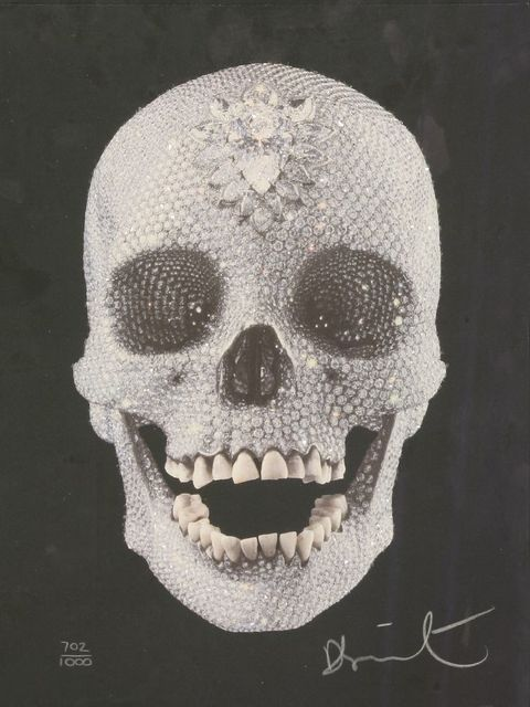 Damien Hirst, 'For the Love of God', 2009, Sworders