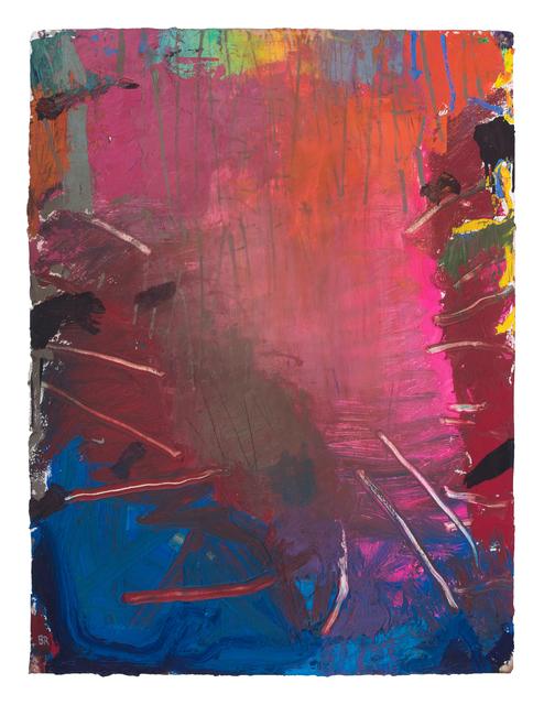 , 'Looming Pine 2,' 2018, Nancy Toomey Fine Art