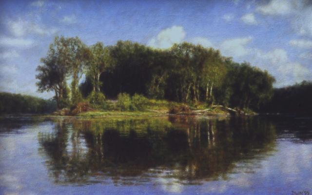 , 'Birdsaw Island,' 1999, Zenith Gallery