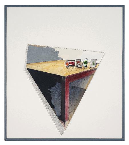 , 'Study for Radical Sweet,' 1988, Galerie Bob van Orsouw