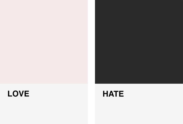 , 'LOVE/HATE,' 2016, Lawrence Alkin Gallery