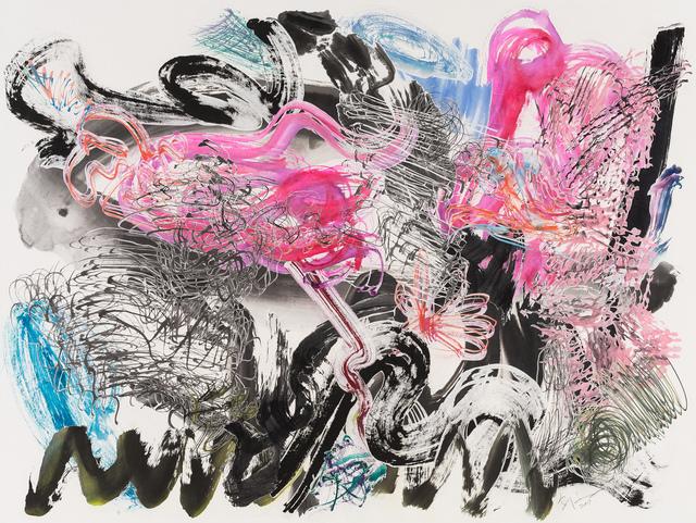 , '500 Brushstrokes #29 五百笔 #29,' 2017, Chambers Fine Art