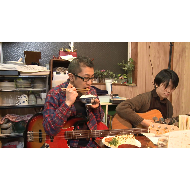 , 'Music for Tonkatsu,' 2010, Aoyama   Meguro