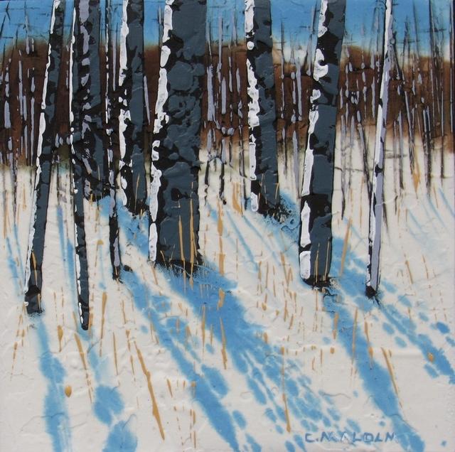 Carole Malcolm, 'Treescape 51117', 2017, Galerie Bloom