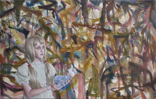 , 'Oist Children Portraits (Girl & Doll),' 2011, Metro Pictures