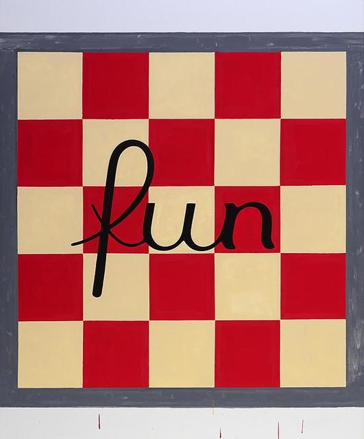 , 'Fun,' 2009, Alfonso Artiaco