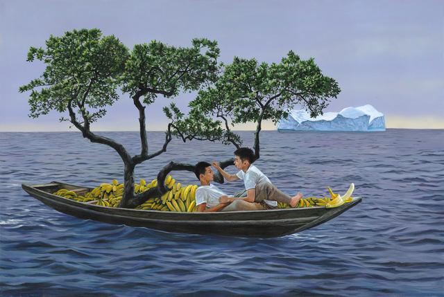 , 'Banana in Love 恋爱中的香蕉,' , Amy Li Gallery