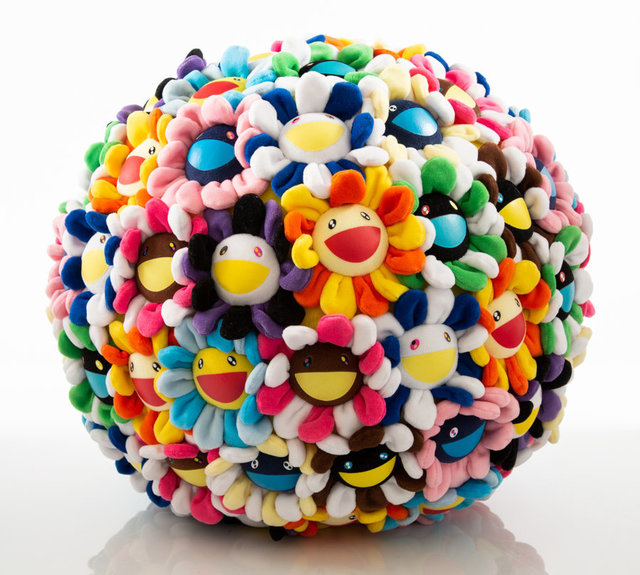 Takashi Murakami, 'Flower Ball', 2008, Heritage Auctions