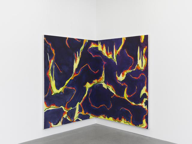, 'Axons,' 2016, Galerie Maria Bernheim
