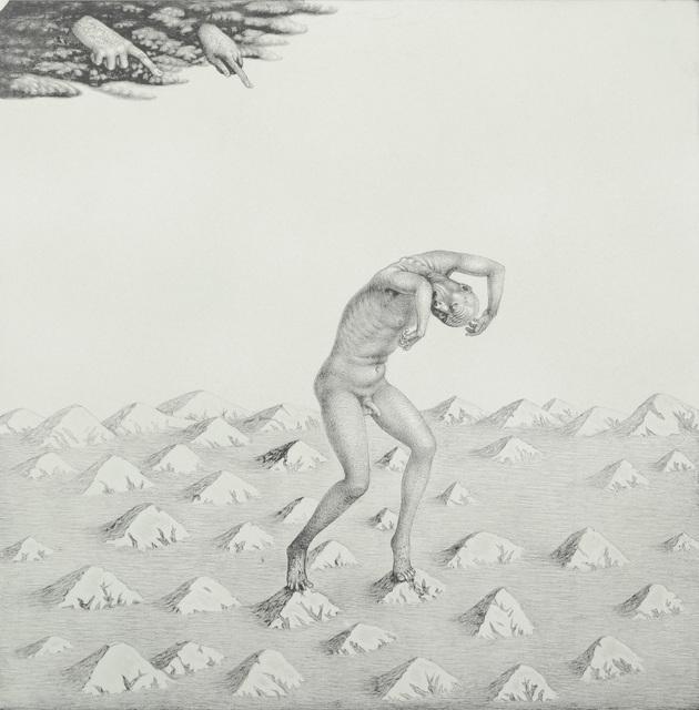 , 'Guilt Haunts,' 2003, Hieronymus