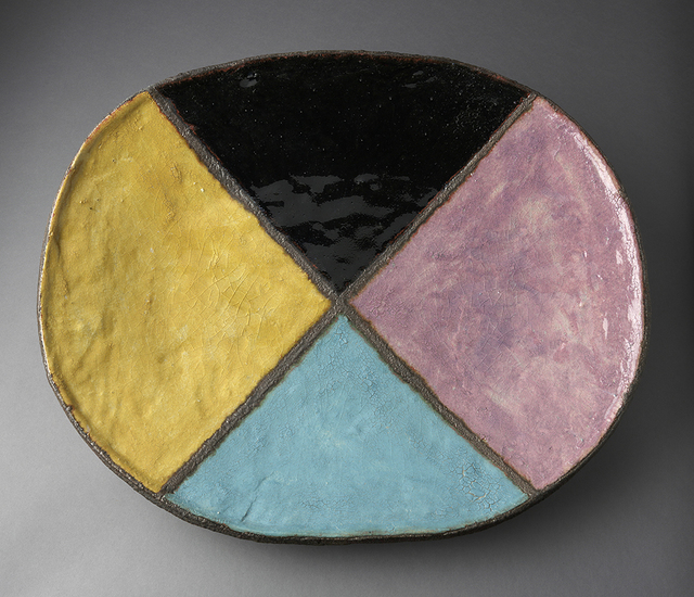 , 'Untitled Platter,' 1982, Ferrin Contemporary