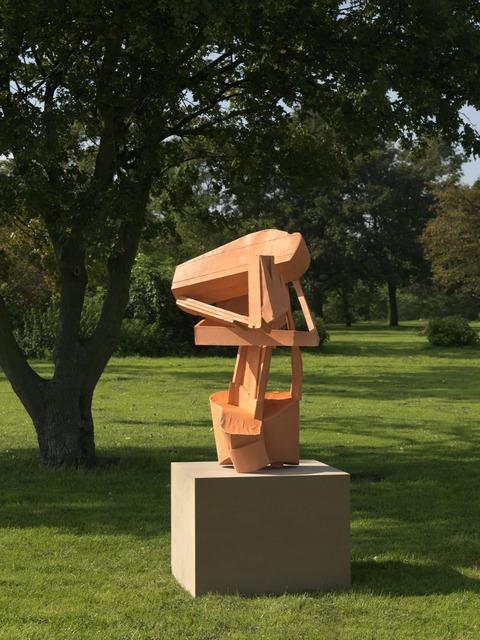 , 'Am Brunnen (Cast),' 2014, Sies + Höke