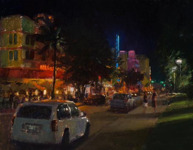 Carl Bretzke, 'South Beach Illumination', 2018, Grenning Gallery