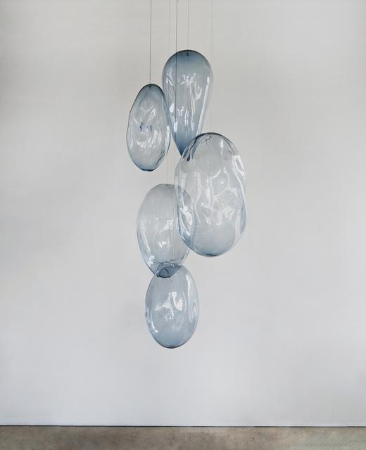 Ann Gardner, 'Blown Glass U', 2019, Sculpture, Blown glass, Winston Wächter Fine Art