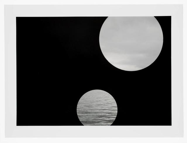, 'Water Planet No. 4,' 2017, David Klein Gallery