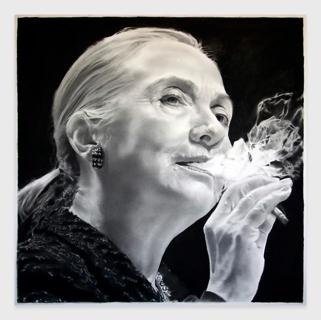 , 'Trillary Clinton,' 2015, The Hole