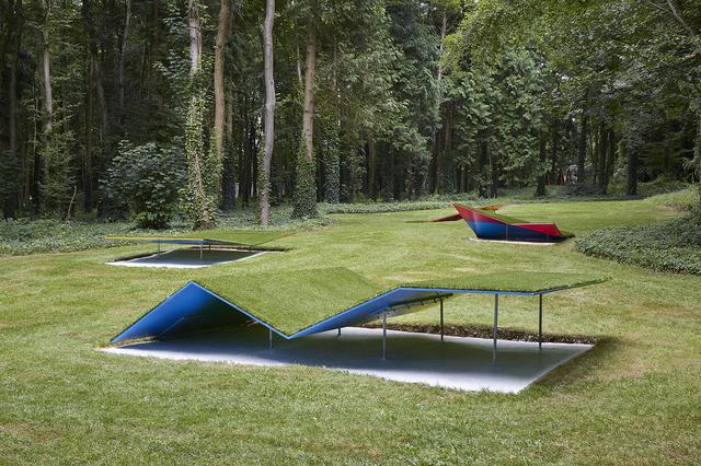 , 'Breath,' 2016, Cass Sculpture Foundation
