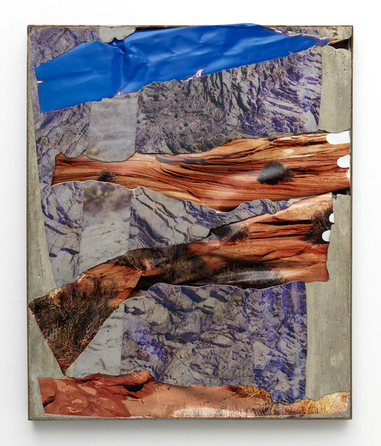 Letha Wilson, 'Coyote Buttes California Concrete Bend (Steel)', 2015, GRIMM